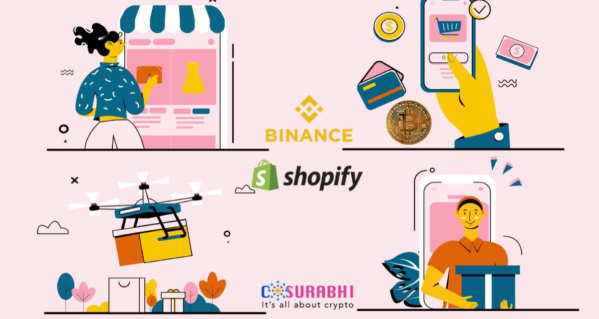 Binance Partners With Shopify To Bring Bitcoin Payments To Merchants  Worldwide
